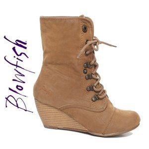 Blowfish Women's Faux Suede & Fur Lined Boots